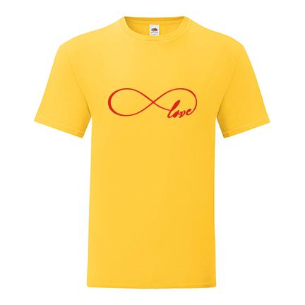 T-shirt Eternal love-S40