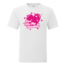 T-shirt You are my Valentine-S42