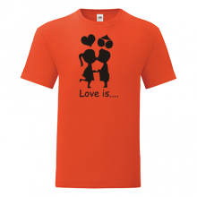 T-shirt Love is-S44