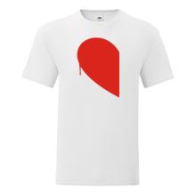 T-shirt Half heart-S51