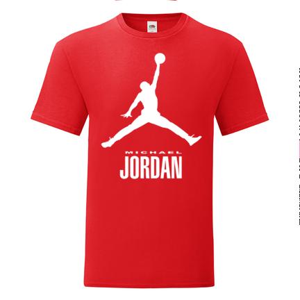 T-shirt Michael Jordan-T01