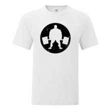 T-shirt Heavy lifting-U02