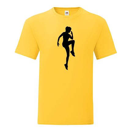 T-shirt Fitness woman-U03