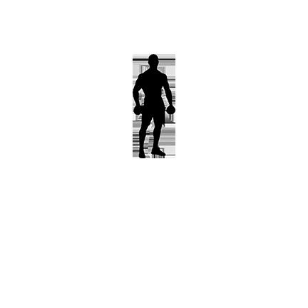 T-shirt Fitness man-U04